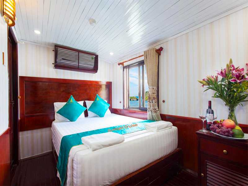 Deluxe Double Sea view - 2 Pax/ Cabin