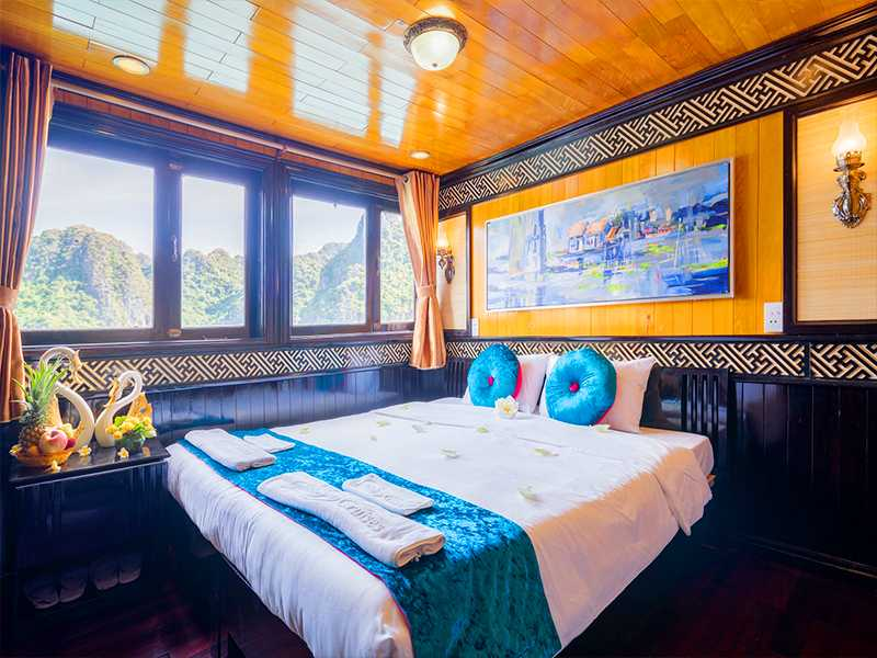 Deluxe Single Sea View - 1 Pax/ Cabin