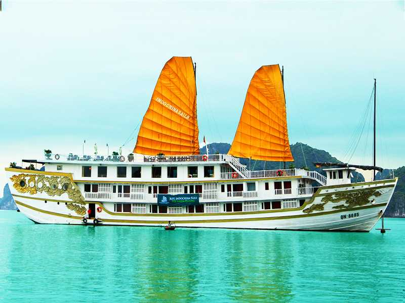 Indochina Sails Cruise 3 Days 2 Nights
