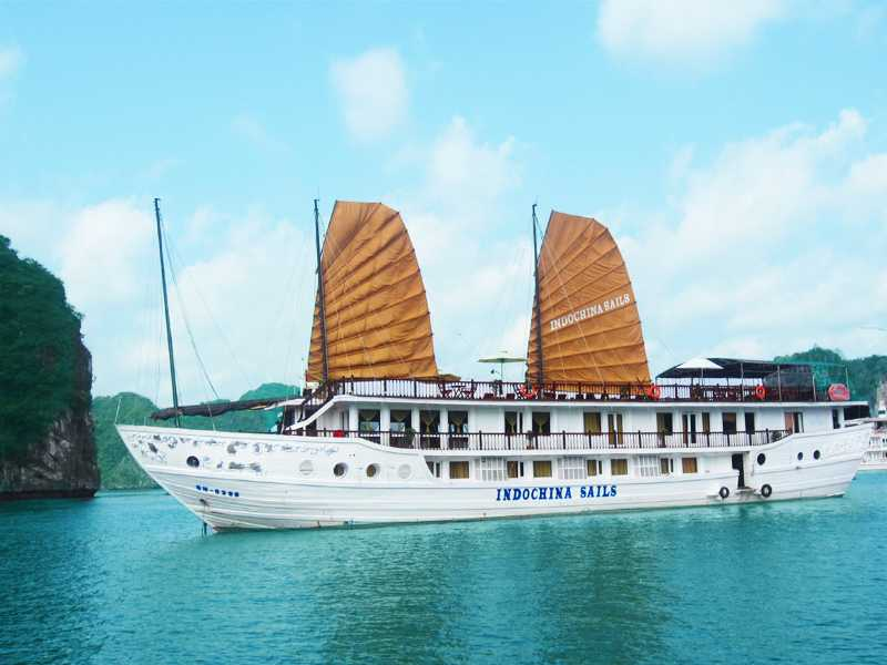 Indochina Sails Cruise 2 Days 1 Night