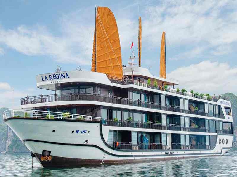 La Regina Legend Cruise 2 Days 1 Night