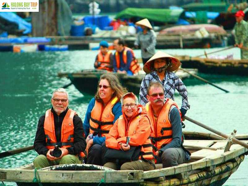Hanoi - Bai Tu Long Bay - Sapa - Hanoi - Promotion Package Tours 6 Days 5 Nights