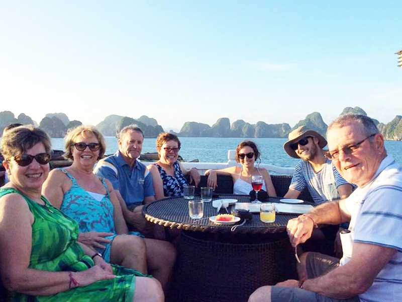 Halong Bay Tours Package Promotion 5 Days 4 Nights